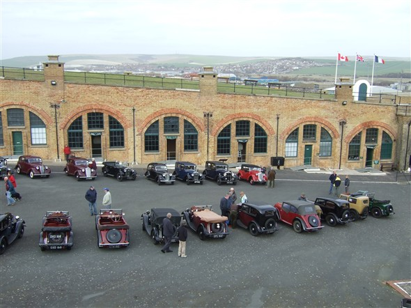 Photo:O K who spotted the 1946 Sunbeam?,