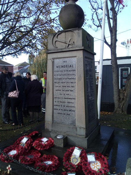 Photo: Illustrative image for the 'NEWHAVEN REMEMBERS' page