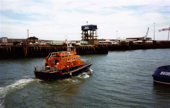 Photo: Illustrative image for the 'RNLB KEITH ANDERSON' page