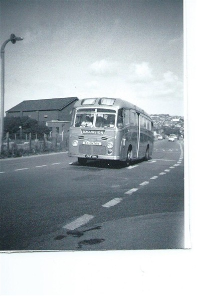 Photo: Illustrative image for the 'SOUTHDOWN BUSES IN NEWHAVEN' page