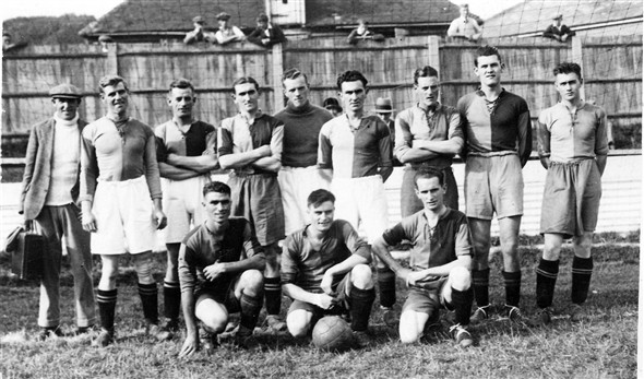 Photo: Illustrative image for the 'OLD FOOTBALL CLUB PHOTOS' page
