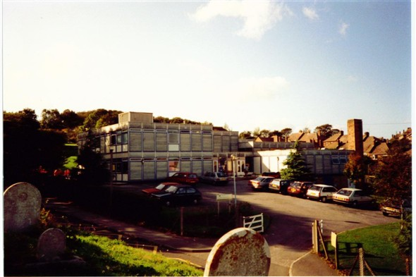 Photo:OLD SOUTHDOWN SCHOOL - C1988
