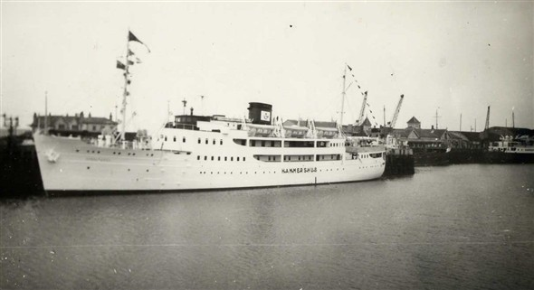 Photo:Cruise Ship Hammershus