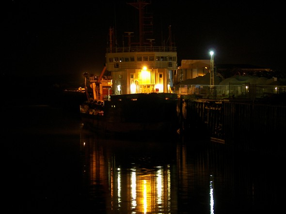 Photo:ARCO DEE MOORED UP AT NORTH QUAY 2008