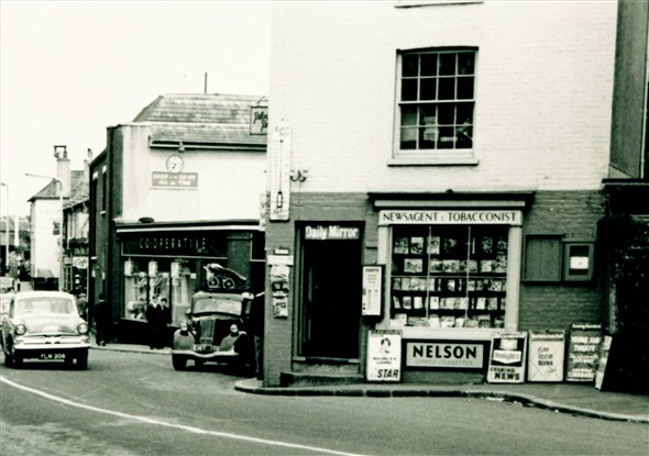 Photo:Baldwins and the Co op - C1962
