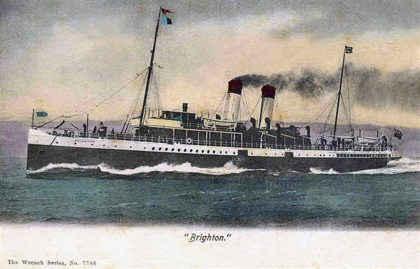 Photo:Another view of the 1903 Brighton at speed