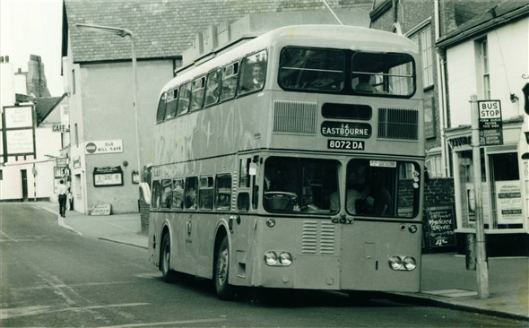 Photo: Illustrative image for the 'SOUTHDOWN BUSES' page
