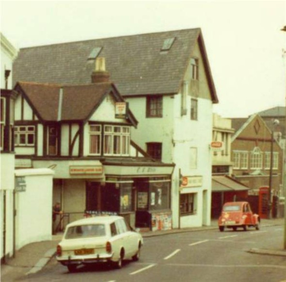 Photo:Bridge Street - C1970