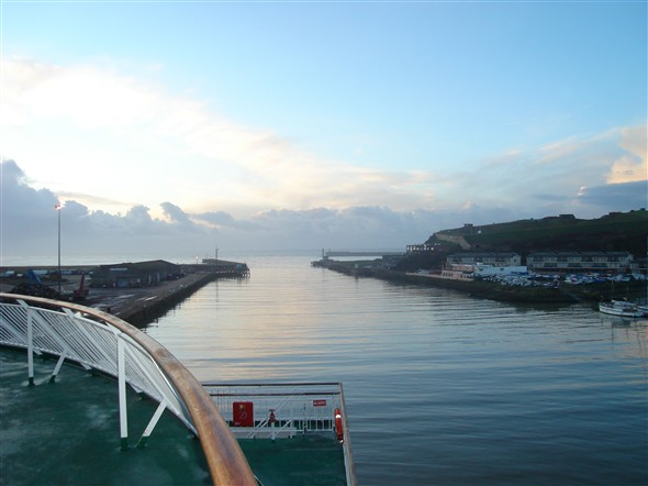 Photo: Illustrative image for the 'VIEWS FROM THE FERRY' page