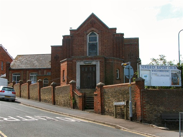 Photo:The Baptist Church