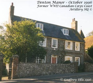 Photo: Illustrative image for the 'DENTON MANOR, EAST SUSSEX. (1724 -    )' page