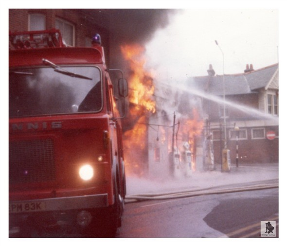 Photo:Arrow Tyres 19th July 1976