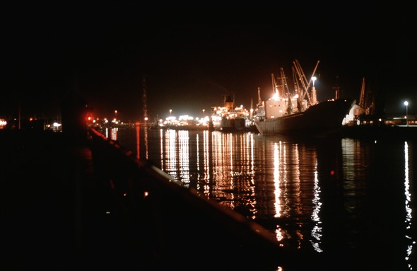 Photo: Illustrative image for the 'HARBOUR VIEWS AT NIGHT' page