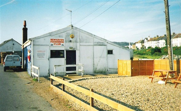 Photo:Fishermans Club - 1999