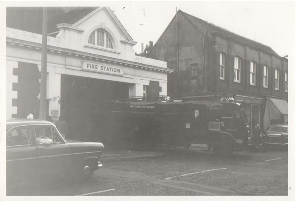 Photo: Illustrative image for the 'NEWHAVEN FIRE STATION' page