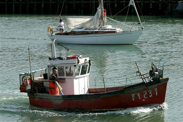 Photo:Fishing Boat Aug 05