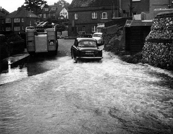 Photo: Illustrative image for the 'FLOODING IN NEWHAVEN' page