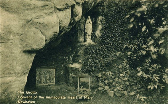 Photo:Covent Grotto (Nunns Walk?) - c1930's