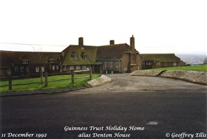 Photo:The GTHH entrance pre-1996