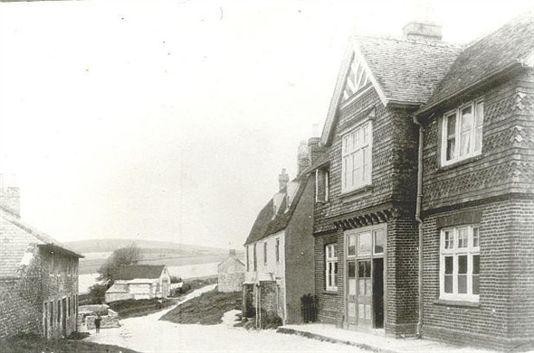 Photo:Hampden Arms - 1900