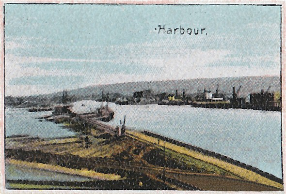 Photo:The Harbour c1900