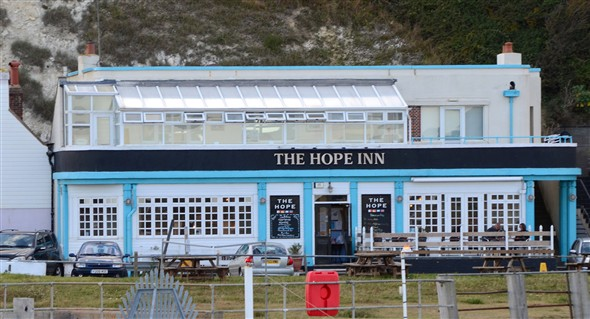 Photo: Illustrative image for the 'MODERN HOPE INN' page