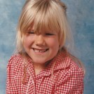 Photo:Tammy's school photo