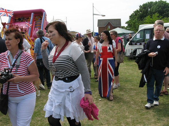 Photo:Diamond Jubilee Weekend