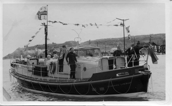 Photo: Illustrative image for the 'NAMING CEREMONY OF NEWHAVEN LIFEBOAT 'KATHLEEN MARY'' page