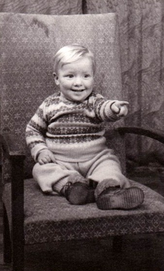 Photo:Me about 1 year old