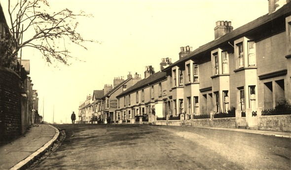 Photo:Lewes Road - 1930