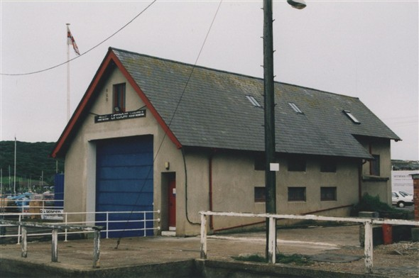 Photo:Lifeboat House - 1998
