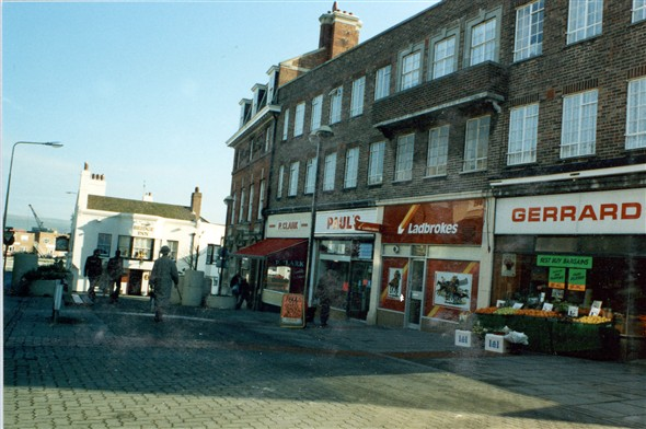 Photo:Lower High Streets Shops
