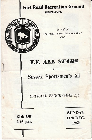 Photo: Illustrative image for the 'TV ALL STARS FOOTBALL MATCH' page