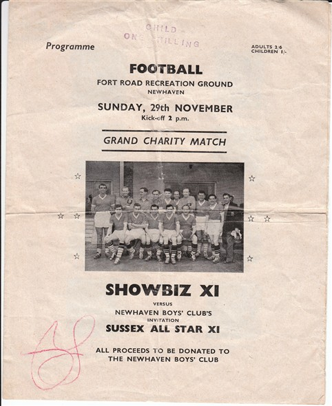 Photo: Illustrative image for the 'FOOTBALL GRAND CHARITY MATCH' page