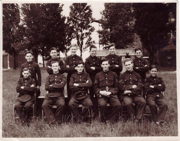 Photo:1918 Squadron, 1951