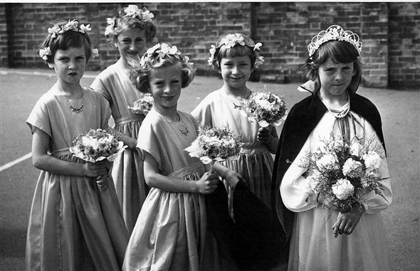 Photo:May Queen c1957