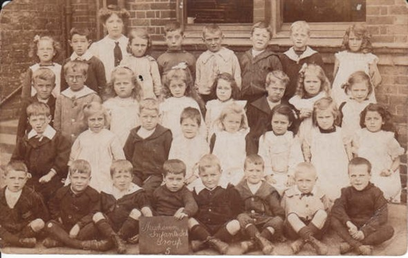 Photo: Illustrative image for the 'INFANTS, c1920s' page