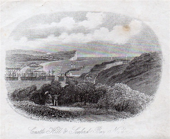 Photo: Illustrative image for the 'OLD DRAWINGS OF NEWHAVEN' page