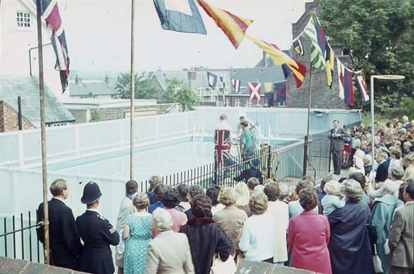 Photo: Illustrative image for the 'OPENING OF MEECHING JUNIOR SCHOOL SWIMMING POOL' page