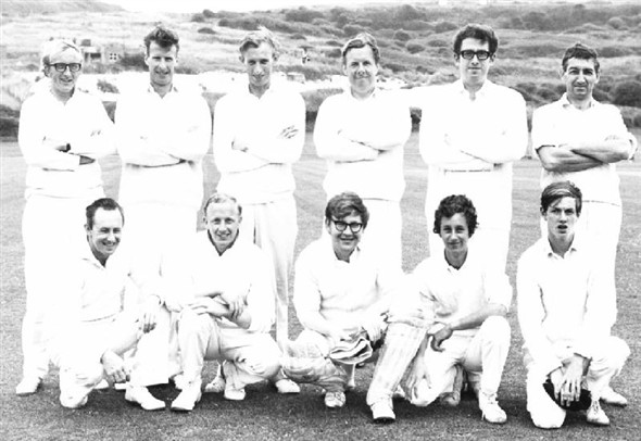 Photo:Newhaven CC 2nd X1, 1969
