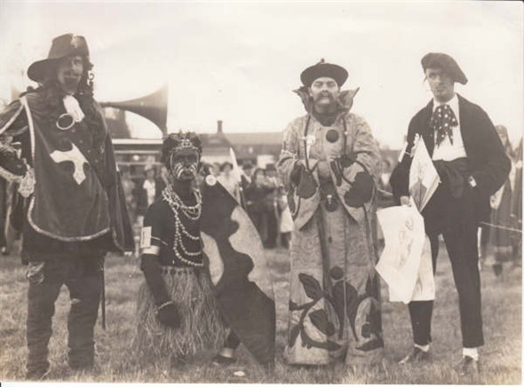Photo: Illustrative image for the 'NEWHAVEN CARNIVAL FANCY DRESS' page