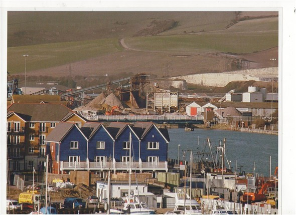 Photo: Illustrative image for the 'NEWHAVEN MARINA' page