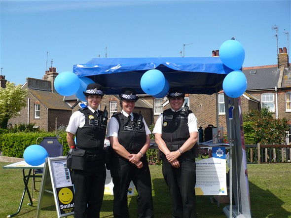 Photo:Community Support Officers