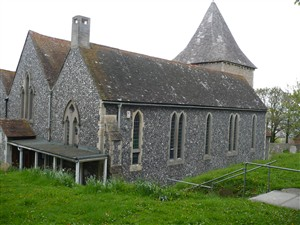 Photo:Church of St Michael and All Angels