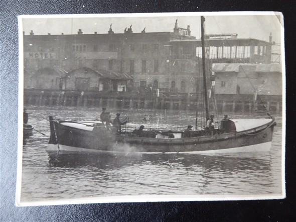 Photo: Illustrative image for the 'OLD NEWHAVEN LIFEBOAT' page