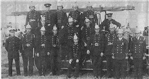 Photo:Newhaven Fire Brigade WW2