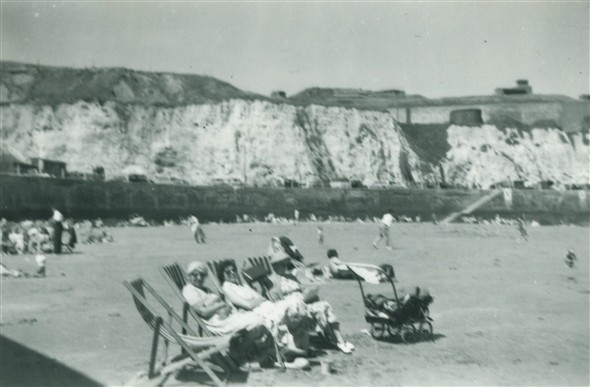 Photo:Sandy Beach - August 1961