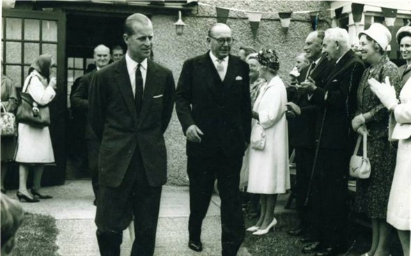 Photo:Royal Visit - 1962