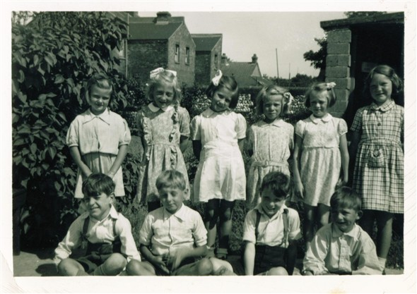 Photo:Infant School - 1947